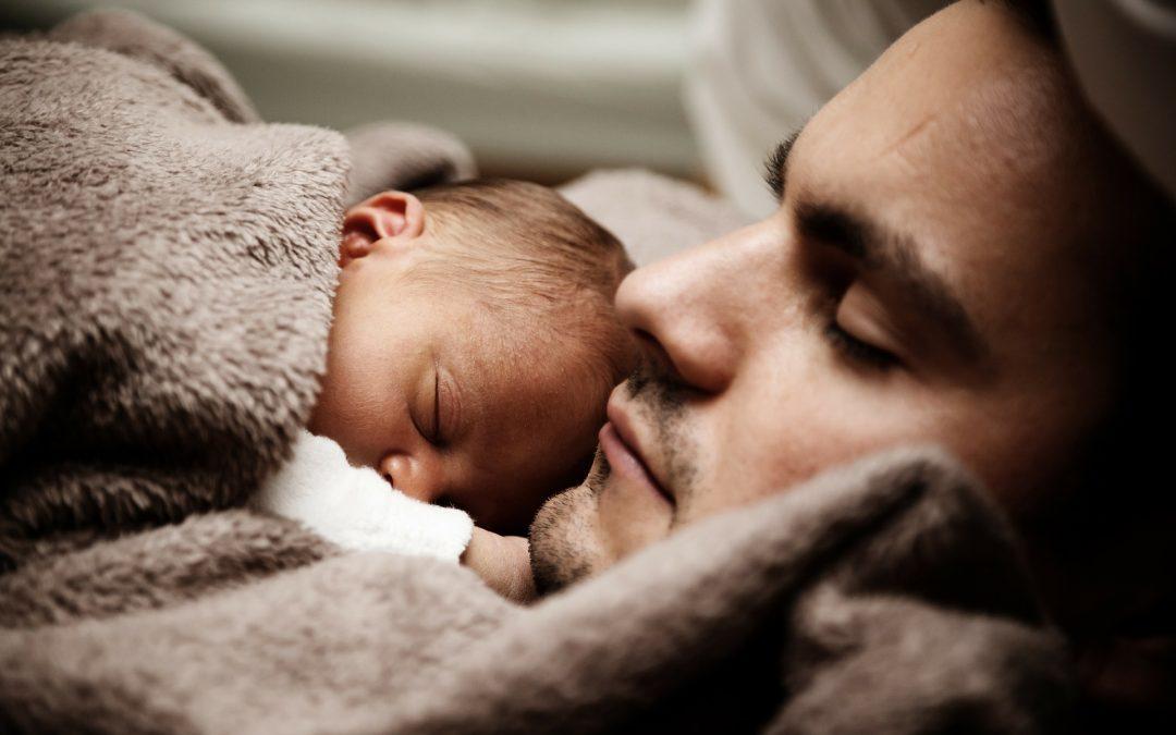 Pierwsze dni po porodzie – Mama i synek są już w domu!