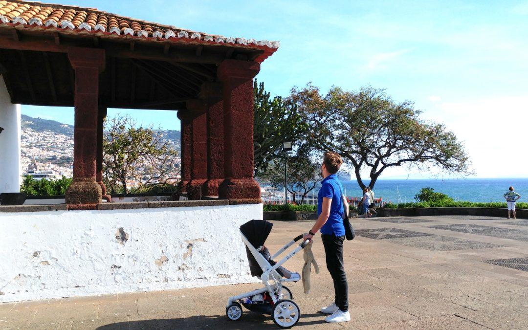 Jaki wózek dla dziecka? Spacerówka dla roczniaka.