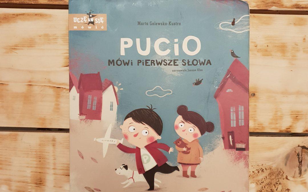 Pucio mówi pierwsze słowa – Recenzja książki