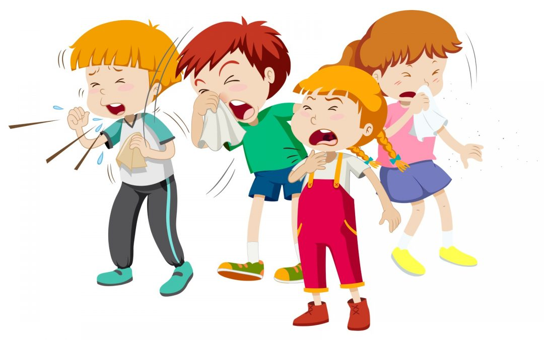 Co najlepsze na męczący kaszel u dziecka?